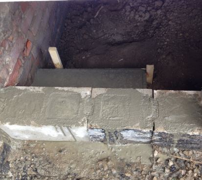 foundation wall repair